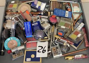 Wholesale Mixed Bulk Makeup Lot 100 ~ CoverGirl Maybelline Revlon L'Oréal Orlane