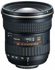 Tokina AT-X Pro 124 12-24 mm f/4.0 AF DX II Objectif Pour Canon * NEUF *