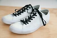 Converse Chuck Taylor II All Star Triple White X Lunarlon Flyknit Low Top Shoes