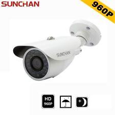 SUNCHAN 960P AHD 1.3MP IR HD Waterproof Outdoor 3.6mm Night Security CCTV Camera