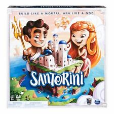 Santorini Multi Strategy Board Game by Gordon Hamilton
