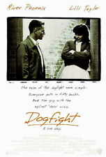 DOGFIGHT Movie POSTER 27x40 River Phoenix Lili Taylor Richard Panebianco Anthony