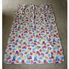 """Brightly Colored, Egg Design, Vinyl, Rectangle, Easter, Table Cloth, 51"""" X 87"""""""