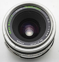 Tamron Auto 28mm 28 mm 1:2.8 2.8 BBAR Multi Coated MC- Adaptall - Silber
