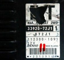 Suzuki Alto HA24S 33920-72J1 072J1 Engine computer box Ecm oem jdm used