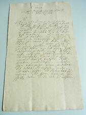 Handschrift um 1800: Abschrift BAYREUTH 1711: Meisterrecht Weißgerber HEROLDT