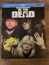 Shaun of the Dead Fye Exclusive Bluray SteelBook Like New No Dents
