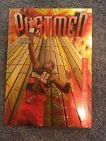 DIKEMBO MUTOMBO SSP INSERT 1999 TOPPS  CHROME  POSTMEN  Atlanta Hawks Sb24