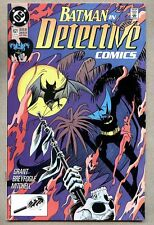 Detective Comics #621-1990 vf- Batman Breyfogle Tim Drake the Obeah Man