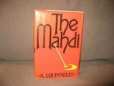 The Mahdi by A.J. Quinnell, First U.S. Edition 1981 Very Good Condition