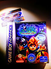 MONSTER FORCE NUOVO SIGILLATO SEALED NEW NINTENDO GAMEBOY  RARO NDS GBASP