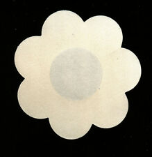 """SEXY LINGERIE NIPPLE COVER: PASTIES: 3"""" XL Nude 7 Petals (1) pair"""