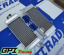 Fit Yamaha YZ250 1992 / WR250 1991 1992 1993 Aluminum Radiator