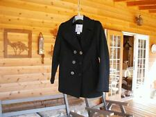US Navy Issue WOMENS Peacoat Size 16 REGULAR WITH FREE SHIPPING