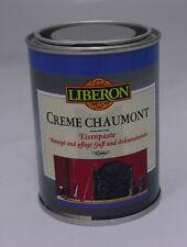 Eisenpaste Creme Chaumont von Liberon für Eisen Gußeisen Schmiedeeisen - 250 ml