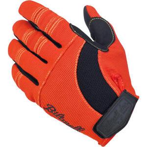 Biltwell Moto Motorcycle Gloves - Choose Color & Size - BMX Dirt Cafe Racer