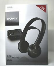 SONY-MDR-IF245RK Wireless (Infrared) Over Head Headphones / FREE-SHIPPING