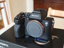 Sony Alpha a7S III 12.1MP Mirrorless Interchangeable Lens Camera - Black (Body)