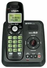 Vtech CS6124-11 Dect 6.0 Cordless Phone w/ Answering System - 1 Handset - Black™