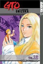GTO: Great Teacher Onizuka, Vol. 12-ExLibrary