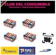 20 X CARTUCHOS CANON PGI525XL CLI526XL NO OEM PIXMA iX 6550 PIXMA MG 5100
