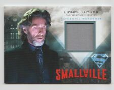 Smallville Costume Trading Card Lionel Luthor #M25