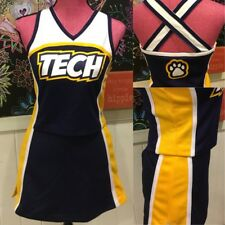 Real Cheerleading Uniform Adult Xs Tech