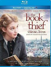 NEW BLU RAY+ DIGITAL HD  - THE BOOK THIEF -  Geoffrey Rush, Emily Watson, Ben