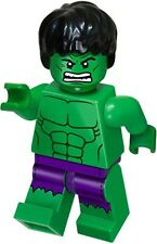 Lego - The Incredible HULK - rare minifig - Marvel superheroes