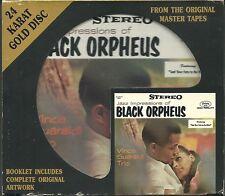 Guaraldi Trio, Vince Jazz Impressions Of Black Orpheus DCC Gold CD mit Slip Case