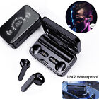 Bluetooth Earbuds For Samsung Android iphone Wireless Earphone IPX7 Waterproof
