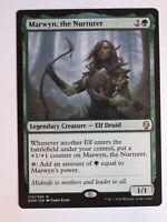Marwyn, the Nurturer     Mtg Magic English