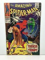 Amazing Spider-Man #54 Silver Age Comics! Marvel 1967 Nice Copy