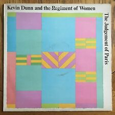 Kevin Dunn and the Regiment of Women - The Judgement of Paris UK 1981 LP
