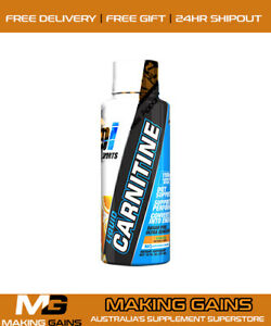BPI Sports Liquid Carnitine Weight Loss | ORANGE | Only the CHEAPEST@MAKINGGAINS
