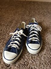 Converse All Star Low Top Chuck Taylor Sneakers, unisex, 8.5 w, 6.5 m