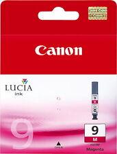 Canon Druckerpatrone original Tinte PGI-9 M magenta, rot