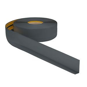 Weichsockelleiste PVC 50x20mm selbstklebend Eckleiste Sockelleiste Bodenleiste