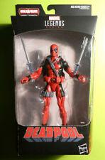 Marvel Legends Deadpool Wade Wilson Foster Hasbro box
