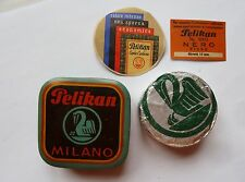 SCATOLA PELIKAN CON NASTRO INCHIOSTRO GUNTHER WAGNER BOX WRITE TAPE INK