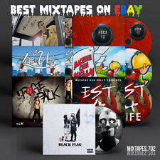 Machine Gun Kelly - Mixtape Bundle - Black Flag Est 4 Life Rage Pack 7 CD's
