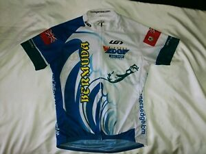 Men's Louis Garneau Cycling Jersey  Size M