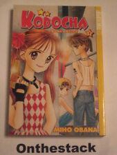 MANGA:   Kodocha: Sana's Stage Vol. 1 by Miho Obana (2002, Paperback)