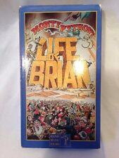 Monty Python'S Life Of Brian Vhs / british comedy cult classic