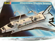 Vintage 1988 Revell Discovery Shuttle Orbiter no. 4733 1/72 plastic model kit