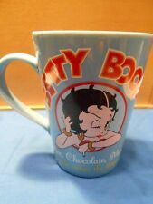 Betty Boop Retro Gifts Cartoons BP2118 Tea Flirt Cork Backed Coaster Coffee