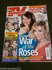 May TV Times Weekly Magazines