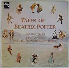 Les contes de Beatrix Potter 33 Tours Reginald Mills John Lanchbery 1971