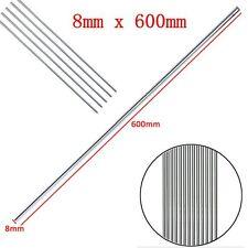 1PC OD 8mm x 600mm CNC Linear Rail Shaft Rod Cylinder Optical Axis Bearing Steel