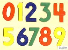 BRAND NEW WOODEN NUMBER PUZZLE-GR8 GIFT IDEA